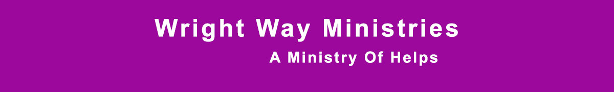 Wright Way Ministries