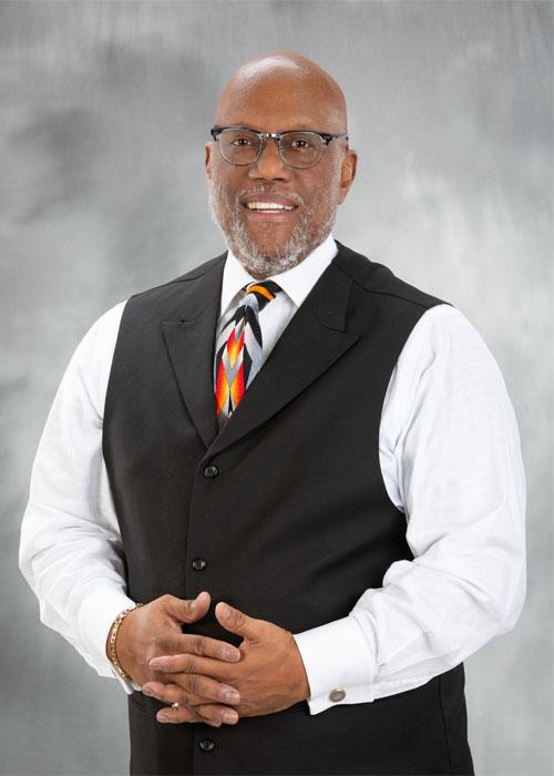 Rev Dr Glenn Wright